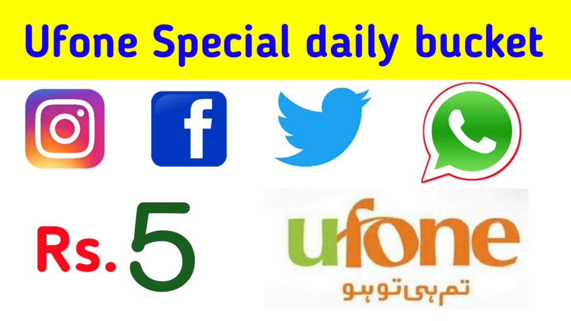 Ufone Special Daily Bucket ( Ufone Night Offer )