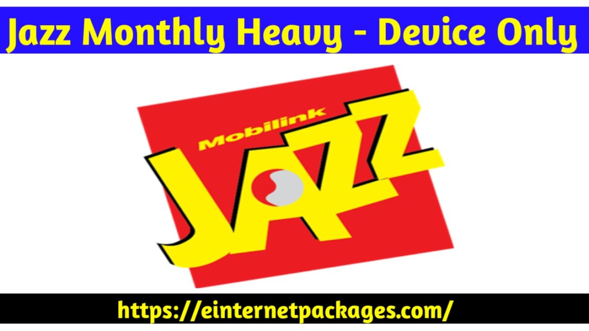Jazz Monthly Heavy – Only Device