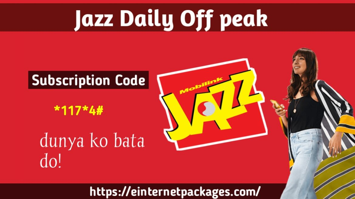 Jazz Daily Off-Peak