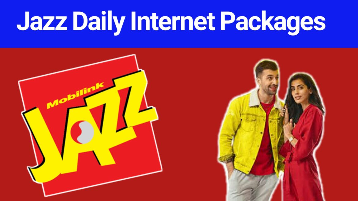 Jazz Daily Internet Packages 3G/4G (Updated 20200