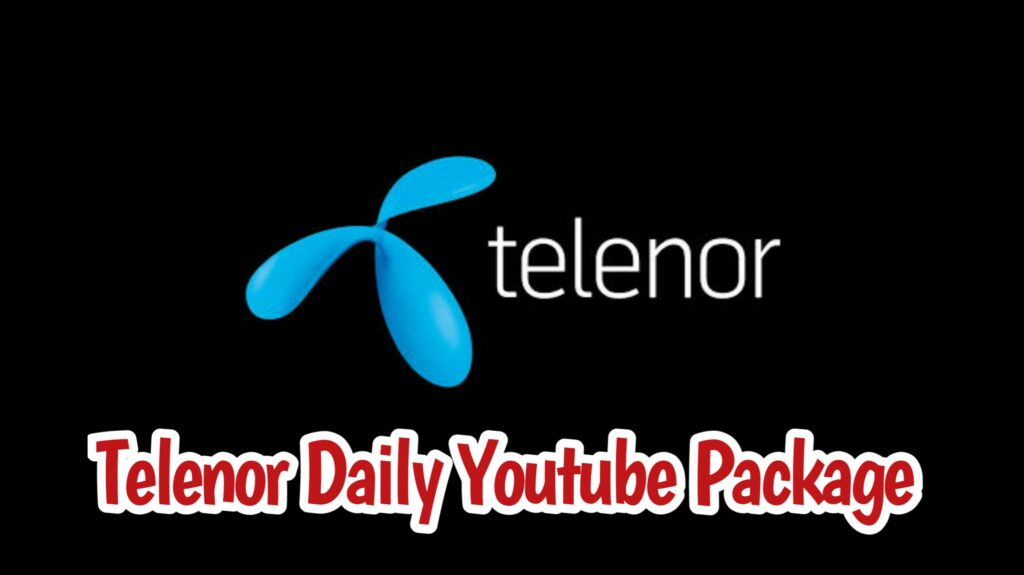 Telenor Daily Youtube Package