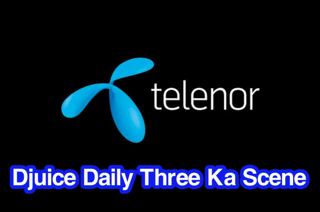 Djuice Daily Three Ka Scene
