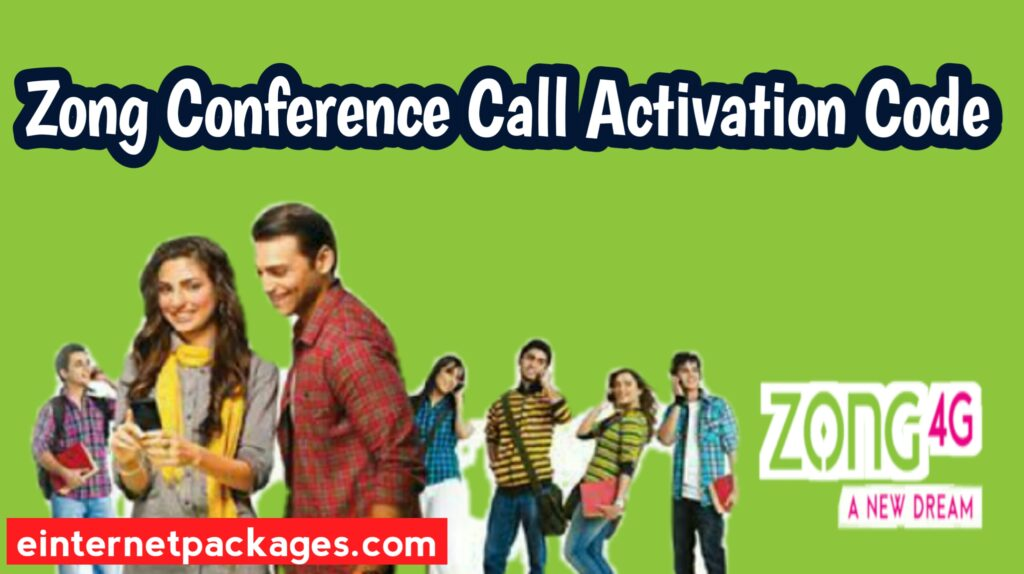 Zong Conference Call