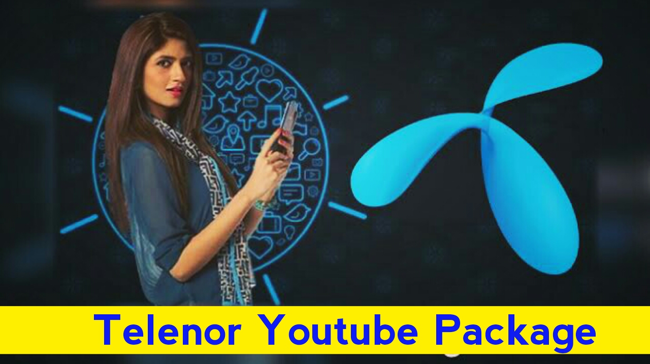 Telenor Youtube Package