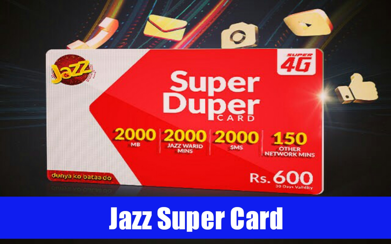 Jazz Super Card